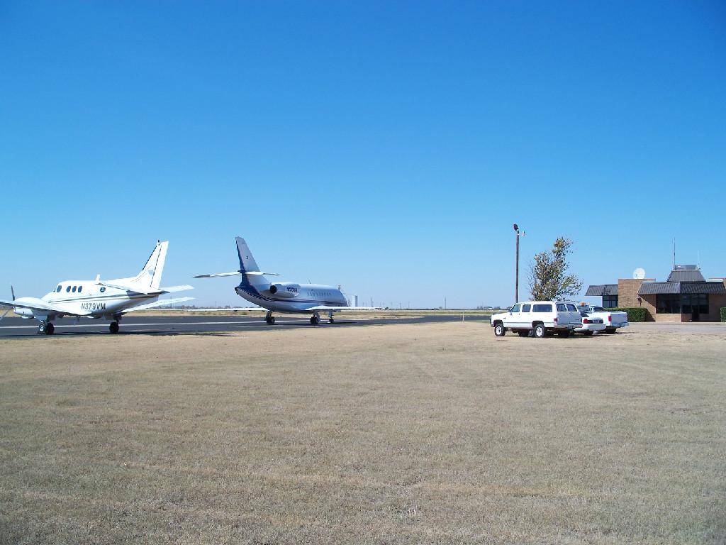 Hereford Municipal Airport