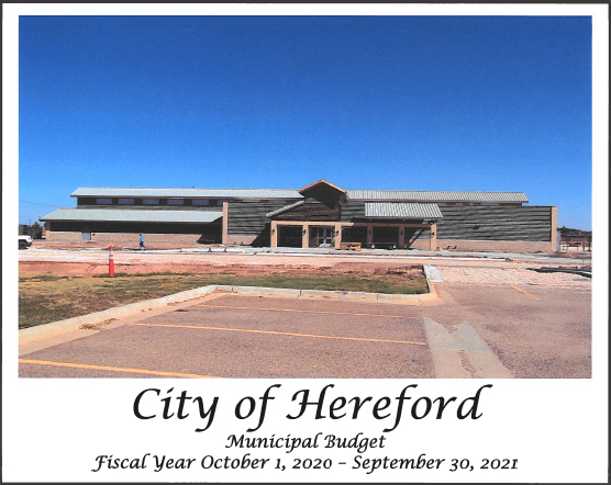 City of Hereford